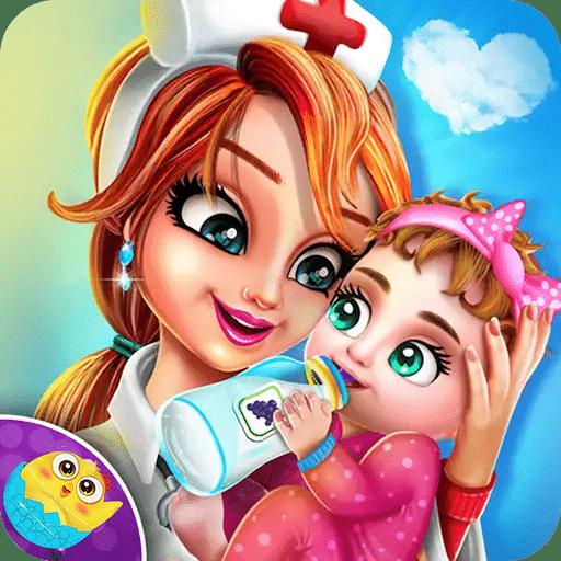 怀孕公主生宝宝游戏