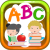 English ABC Alphabet Learning Games, Trace Letters