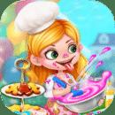 彩虹曲奇饼小厨师