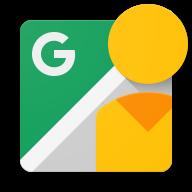 Google 地圖的「街景服務」
