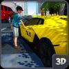 城市出租车司机2018年:汽车驾驶模拟器游戏