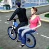 小轮车自行车出租车驾驶模拟2018年