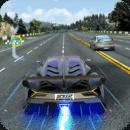 驾驶在高速车:Driving in speed car