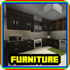 The Modern Furniture Addon for MCPE Mod
