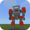 Defender Robot Mod for MCPE