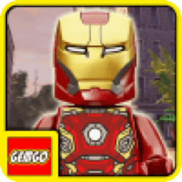 Gemgo Of LEGO Lron Super2