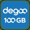 100GB免费云备份空间:Degoo