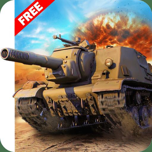 Heavy Army War Tank Driving Simulator : Battle 3D