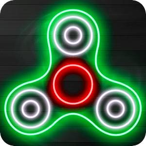 指尖陀螺 - Fidget Spinner