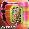 DX Henshin belt for henshin Exaid