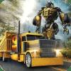 越野卡车机器人变换