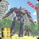 Cyborg Robot car FREE