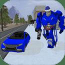 Winter Robot Rise