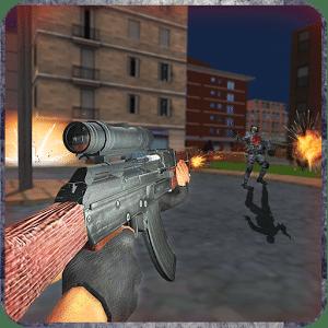 枪手战争城市战场