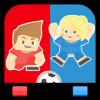 双人体育游戏 - 拔河 足球 网球 彩弹射击 相扑 空气种族