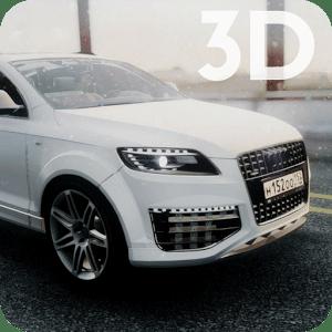 Hill Climb Audi 3D