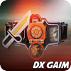 DX Henshin belt for gaim henshin