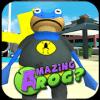 Amazing Frog 3D City Simulator