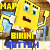 Map Bikini Bottom for MCPE