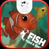 Feed and grow : Fish