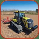 农用拖拉机模拟驾驶