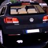 Driving Suv Volkswagen Car Simulator