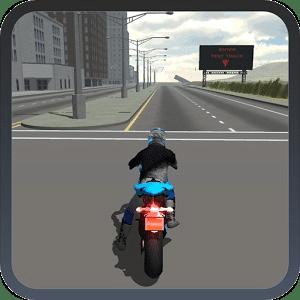 摩托车驾驶模拟器3D