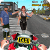 Motorbike Taxi Driver