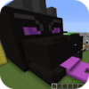 Black fire Dragon Mod for MCPE
