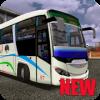 Simulator bus Indonesia Lintas Jawa