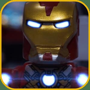 Diamond Lego Super Hero
