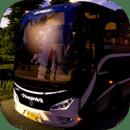 Bus simulator lintas Jawa