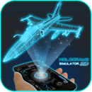 3D全息图 Simulated