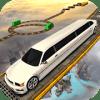不可能的豪华轿车驾驶模拟器游戏轨道