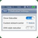 iOS7状态栏