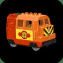 乐高火车模拟驾驶