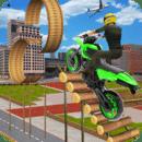 摩托车特技表演2019