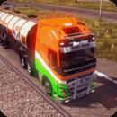 卡车运输越野驾驶
