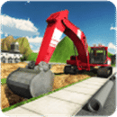 重型挖掘机模拟器2016