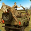 狙击猎手野生动物园的生存