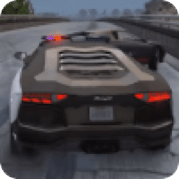 Real Snowy Police Car Simulator 2019