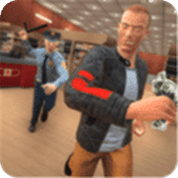 Supermarket Gangster Escape 3D