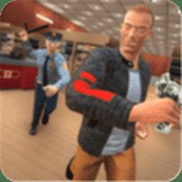 Supermarket Gangster Escape 3D