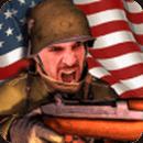 D-Day World War 2 Battle: WW2 Shooting Game 3D