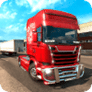 Euro Truck Simulator : Trucks Racing