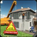 屋 建造 施工 游戏 - 市 生成器