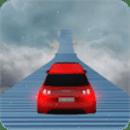 不可能的停車軌道:豪華汽車駕駛特技