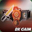 DX Henshin belt for gaim henshin