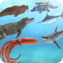 Sea Animal Kingdom Battle Simulator: Sea Monster