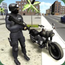 摩托3D战斗机